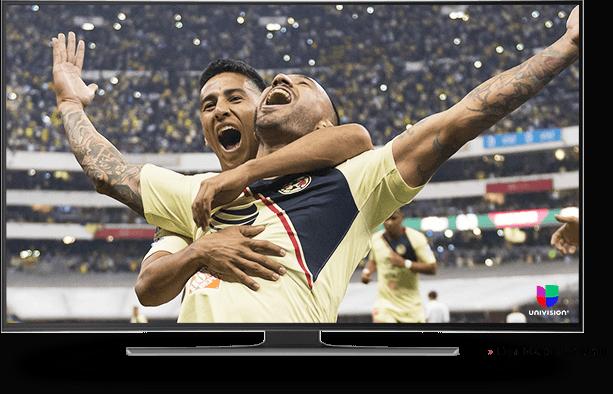 Ver Fútbol con Liga MX per Univision - PROVIDENCE, RI - One Stop Satellite - Distribuidor autorizado de DISH