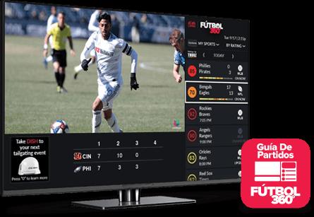 Guía de partidos - Fútbol 360 - PROVIDENCE, RI - One Stop Satellite - Distribuidor autorizado de DISH